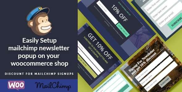 Woocommerce Mailchimp Discount