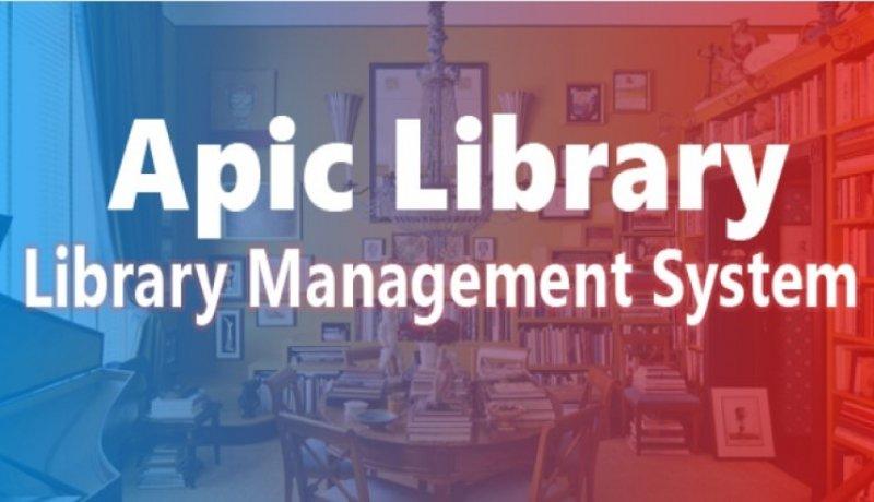 Baixar Apic Biblioteca De Script Php Do Sistema De Gerenciamento De Bibliotecas