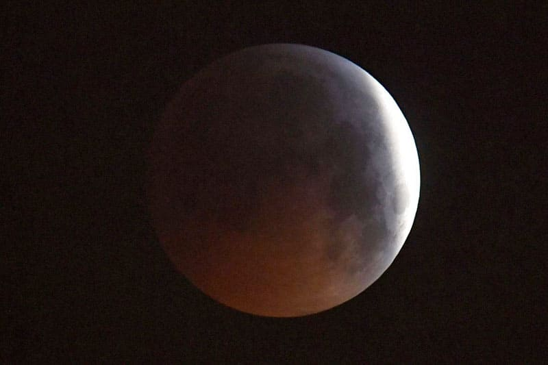 Mais Super Lua em Quase 70 Anos