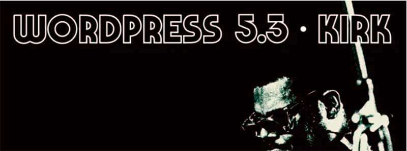 WordPress 5.3 - Script entre sites