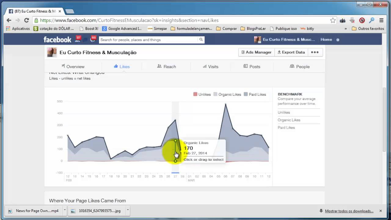 Como Analisar o Facebook Insights para Otimizar a sua Fanpage